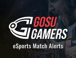 GosuGamers Matchticker