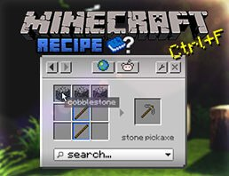 Minecraft Recipe